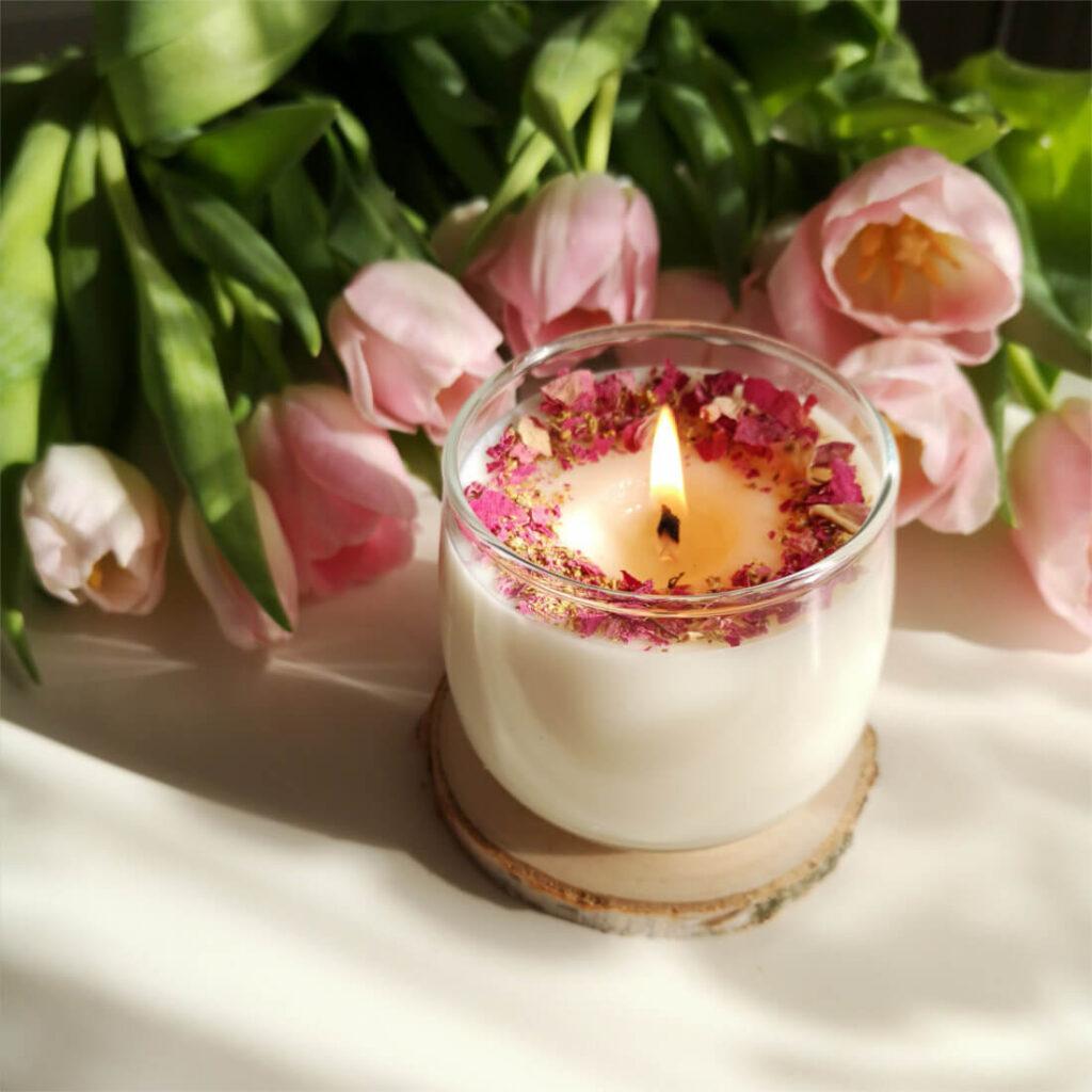polska metka radostki świeczka